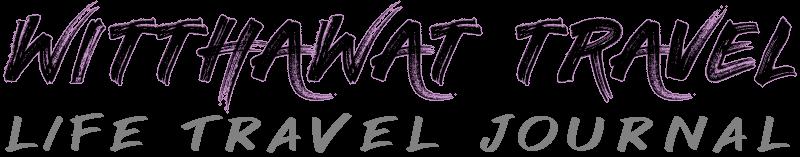 WITTHAWAT TRAVEL